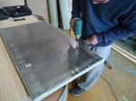 透水畳の加工.JPG