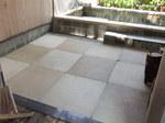 静岡県の旅館の耐水畳 琉球畳.jpg